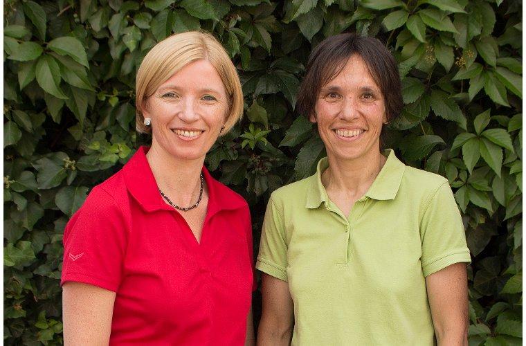 Dr. med Bettina Bürgstein + Karin Bender // Jugend und Kinderarzt - Gemeinschaftspraxis Ludwigsburg // Team