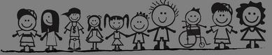 Bürgstein / Bender - Kinderarzt und Jugendarzt Praxis Ludwigsburg Reihe mit Kindern